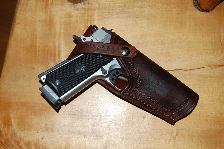Best 1911 Holster – Reviews 5 of the Best Holster For Your 1911