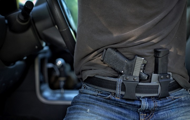 Best Appendix Carry Holster 2019 - Choosing the Best One
