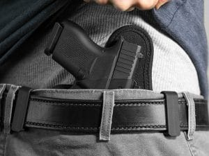 best iwb holster for glock 43