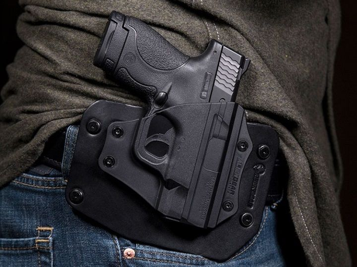 m&p shield holster