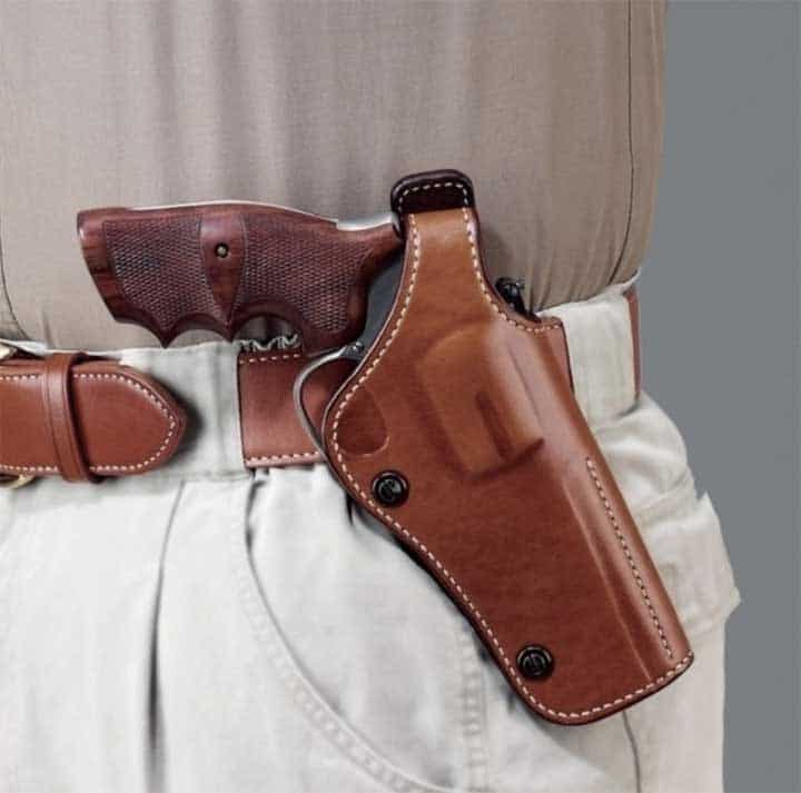best cross draw holster