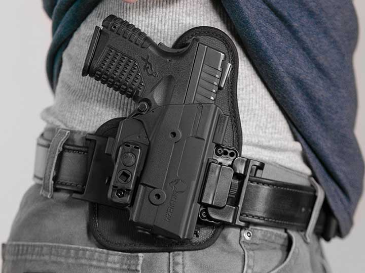 best xds holster