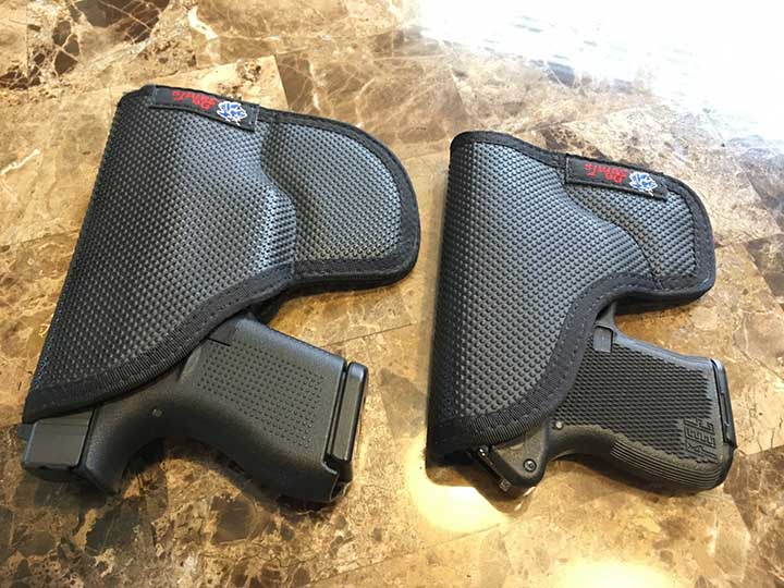 best glock 42 holsters